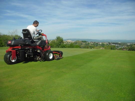 Association sportive du golf d 39 autun le golf - Piscine talleyrand horaires ...